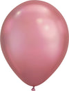 Chrome Mauve Balloon 28cm