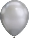 Chrome Silver Balloon 28cm