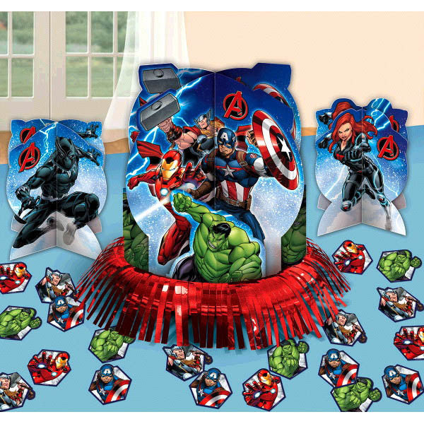 The Avengers Table Decorating Kit