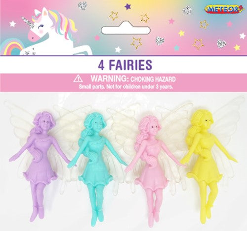 Fairy Party Favours (Pack of 4)