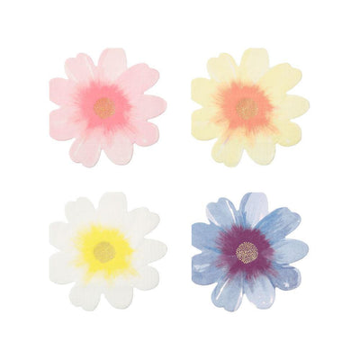 Flower Garden Napkins (Pack of 16)