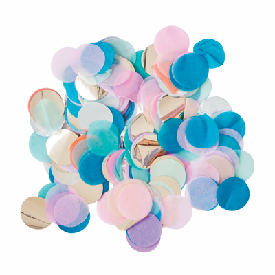 Mermaid Jumbo Confetti Dots