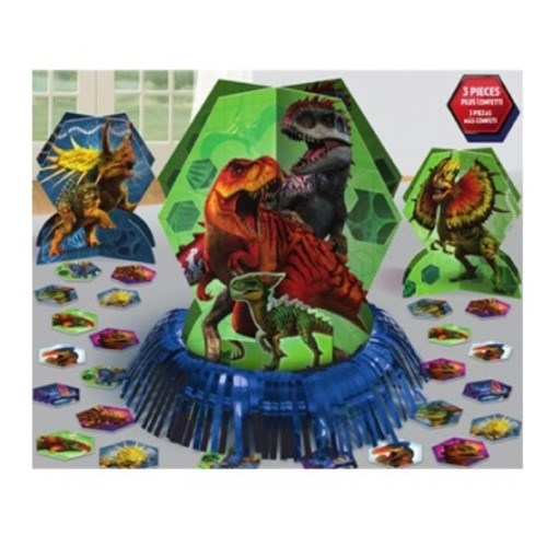 Jurassic World Table Decorating Kit