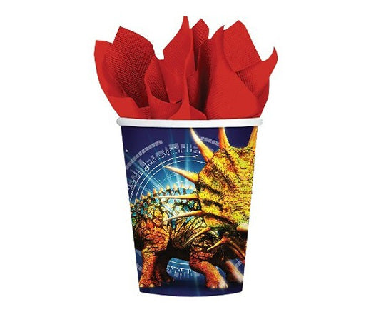 Jurassic World Party Cups (Pack of 8)