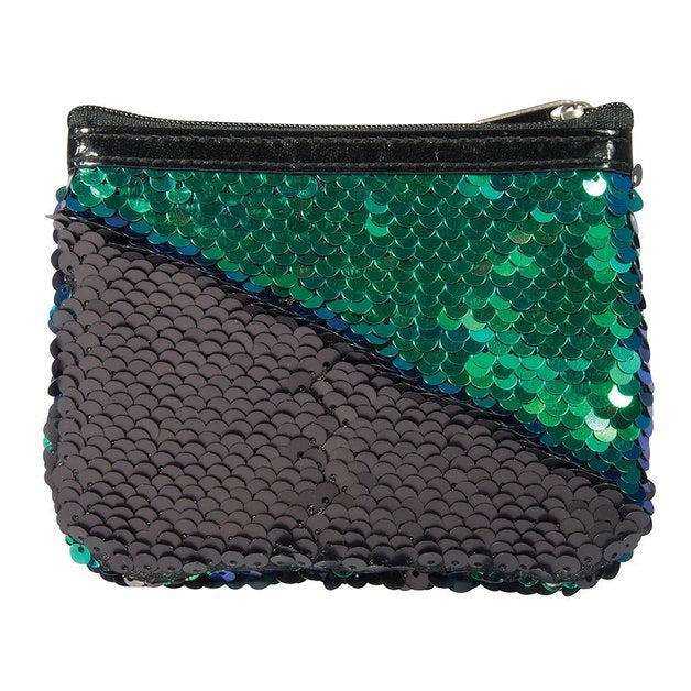 Mermaid Reversible Sequin Coin Purse Party Favours