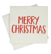 Merry Christmas Napkins (Pack of 20)