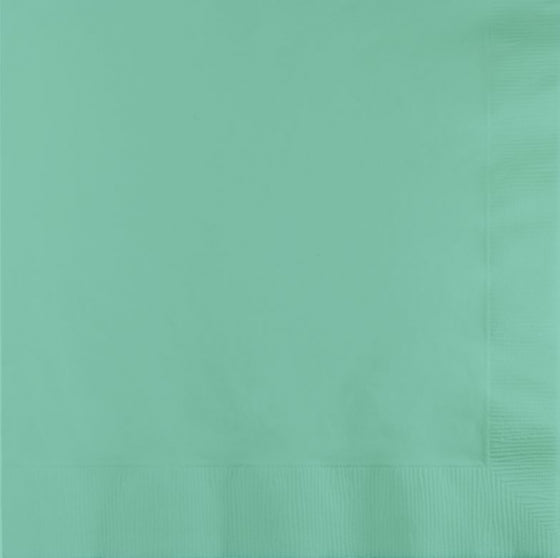 Mint Green Lunch Napkins (Pack of 50)