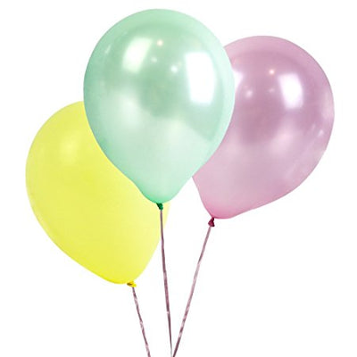 We ❤ Pastel Balloons (Pack of 16)