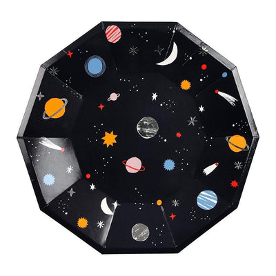 Space Plates (Pack of 8)