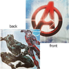 The Avengers Lunch Napkins (Pack of 16)