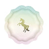 We ❤ Unicorns Plates (Pack of 12)