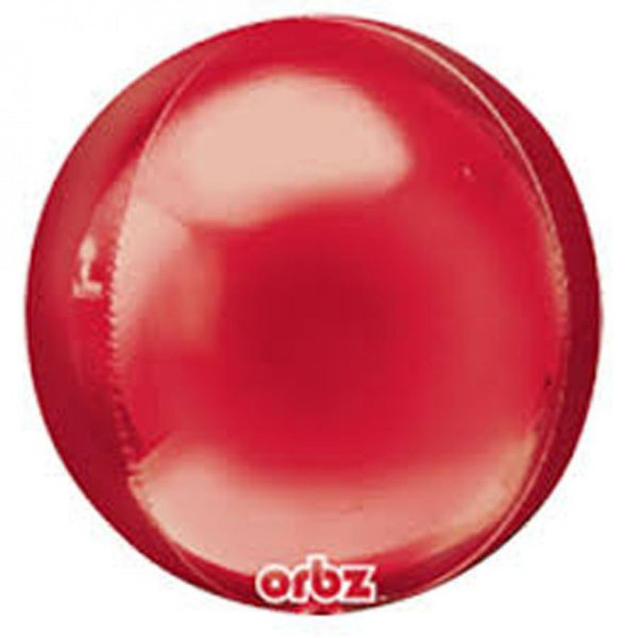 "Orbz 16"" Red Balloon"