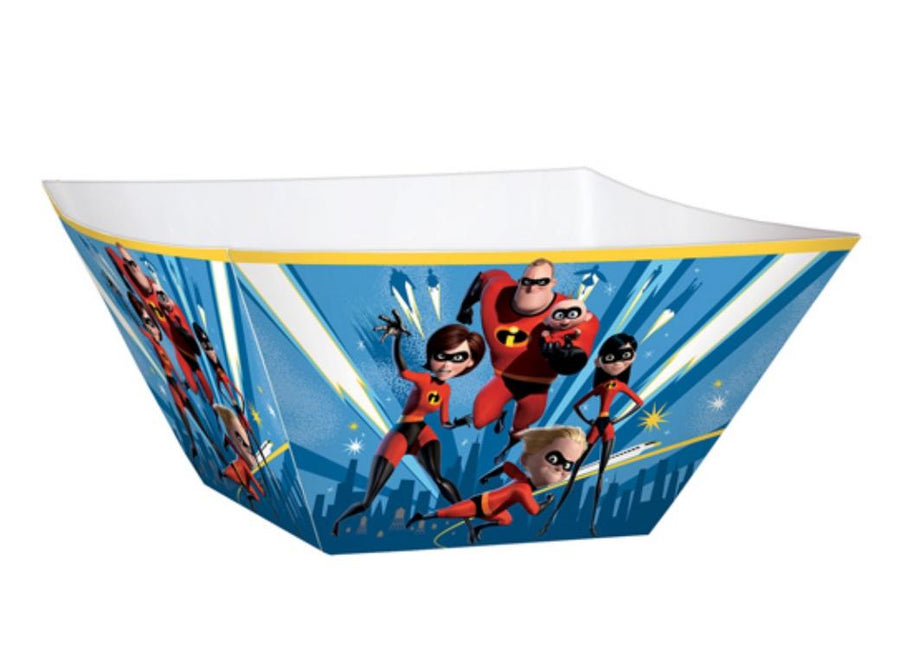 Incredibles 2 Large Serving Bowls (Pack of 3)