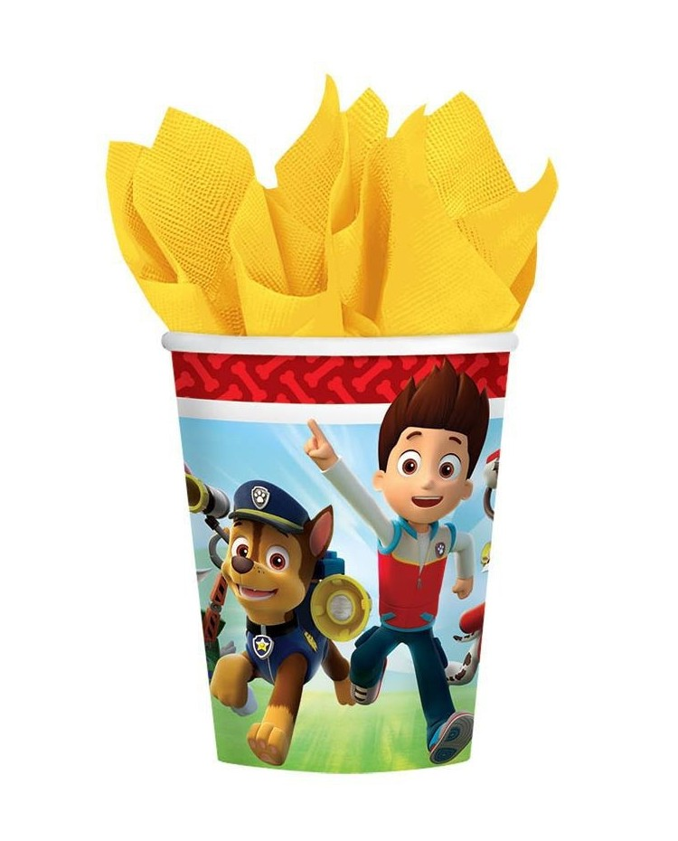 Paw Patrol Party Cups (Pack of 8)