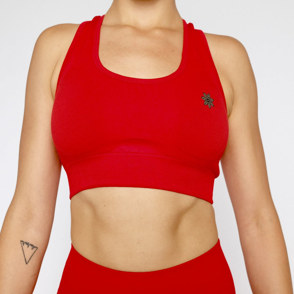 SUPERHUMAN SPORTS BRA