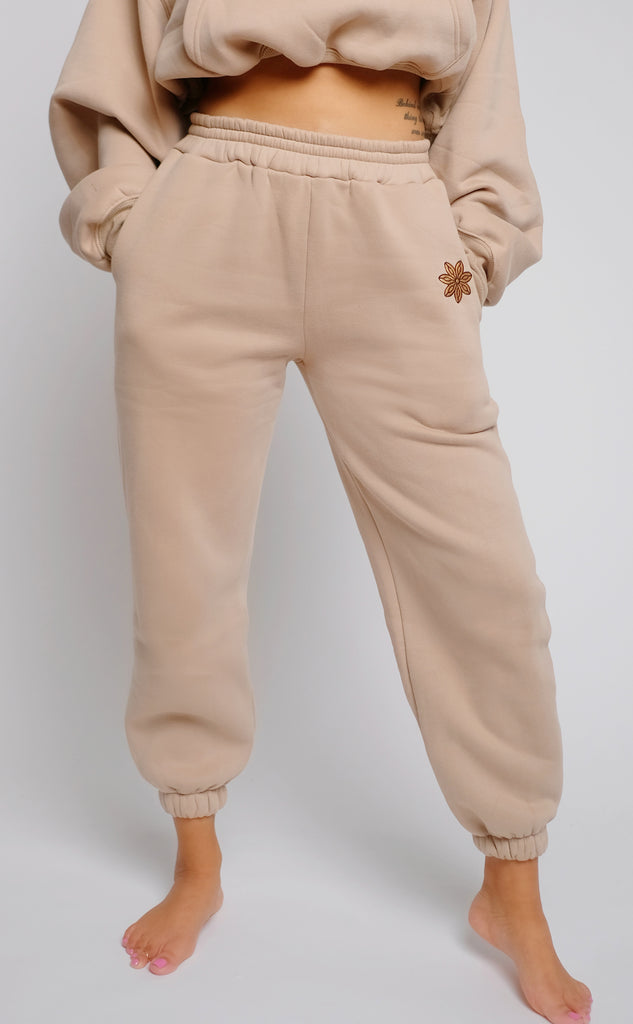 Salmon BrickCity oversized Sweatpant