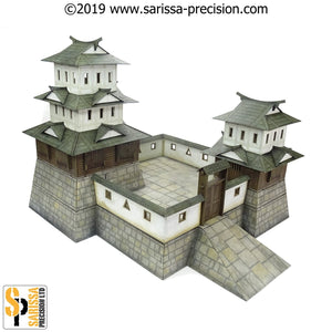 Japanese Castle (28mm)
