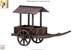 Geisha Cart