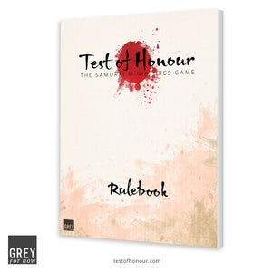 Test of Honour Rulebook