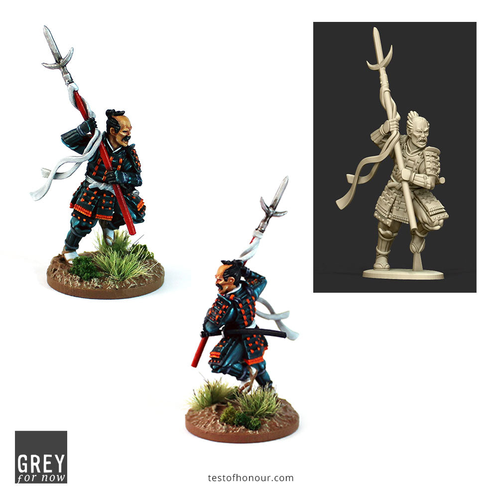 Test of Honour Bundle Deal with Ashigaru Scouts