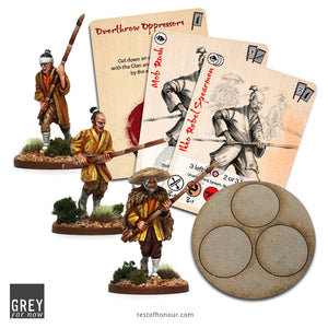 Ikko Rebel Spearmen