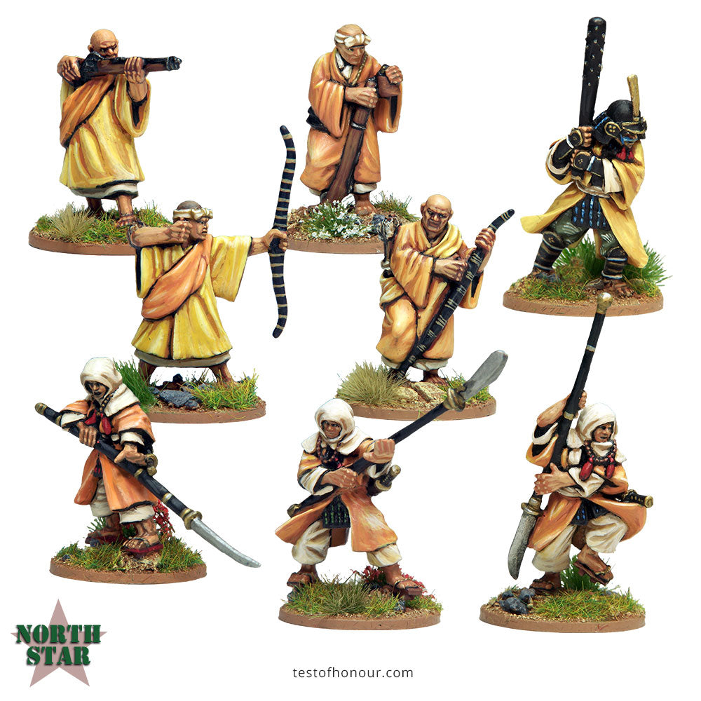 Sohei Monks