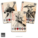 Gaming Set corrected cards