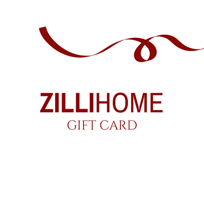 THE ZILLI HOME GIFT CARD