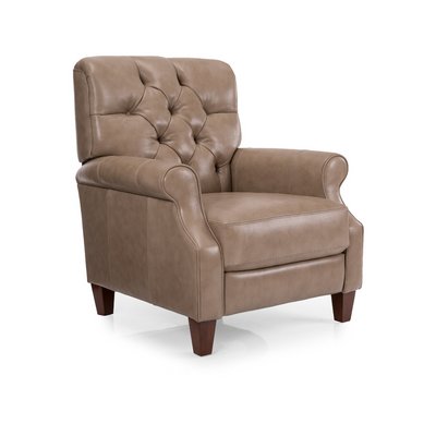 SPENCER LEATHER POWER RECLINING CHAIR floor model