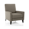 KICK BACK LEATHER POWER RECLINING CHAIR floor model
