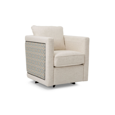 CLARE SWIVEL CHAIR floor model