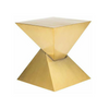 GIZA GOLD SIDE TABLE