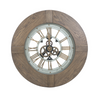 IRONWORK WALL CLOCK