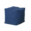 JAVA POUF BLUE