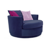 "PANDORA 46"" SWIVEL CHAIR"