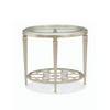 SOCIAL CIRCLE END TABLE