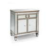 SOMMA MIRRORED NIGHTSTAND