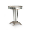 STRATA MIRRORED END TABLE