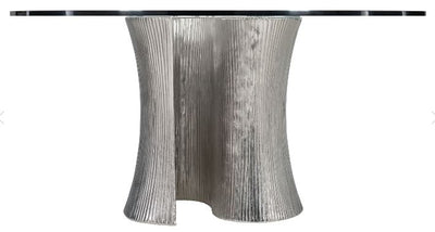 SERPENTINE DINING TABLE floor model