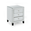 VERONA MIRRORED NIGHTSTAND