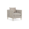FRET KNOT ACCENT CHAIR