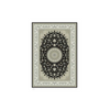 TREASURE RUG BLACK
