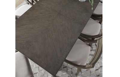 GREYSTONE RECTANGULAR DINING TABLE