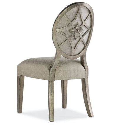 ROMANTIQUE OVAL CHAIR floor model