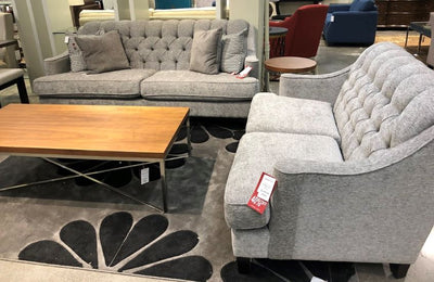 MANSFIELD SOFA SET floor models