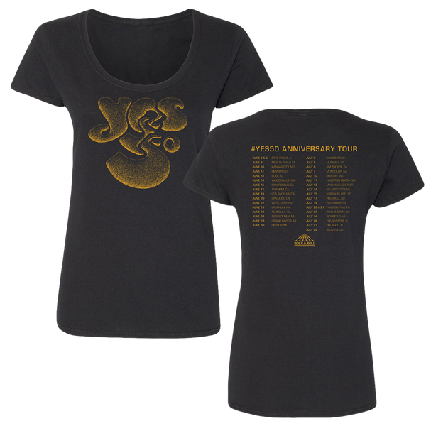 Mezzo Tour Ladies Scoop Tee