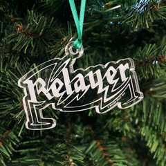 RELAYER Logo Ornament