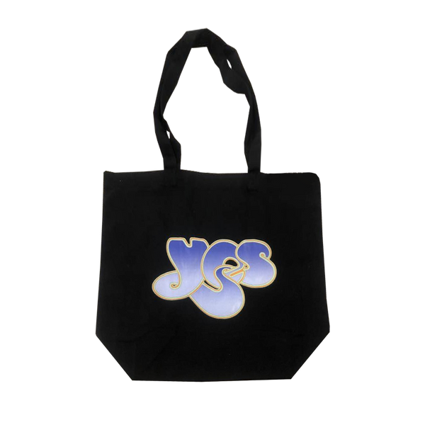 YES Logo Tote Bag