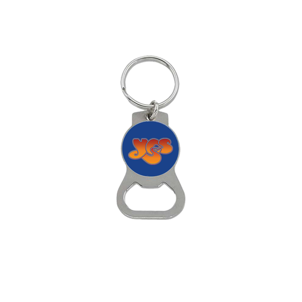 YES Logo Keychain