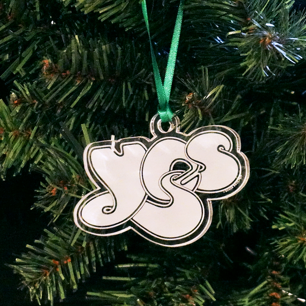 YES Logo Ornament